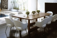 Interior Design: Dining Area / by Alexandra Karina Rodriguez~Castro