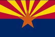 States - Arizona / by Bruce Jensen