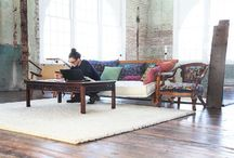 Scenes from the Office  / Take a peek inside the Free People home office, located in Philadelphia's Navy Yard! / by Free People