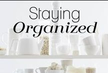Staying Organized / by Laura Evangeline