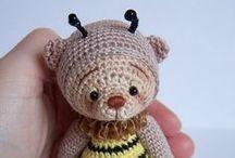 Punto o crochet  / by María B.