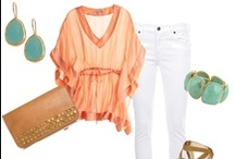 Spring and Summer styles / by Lucinda Corbett