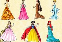 Disney at heart / More than just Disney. Pixar etc are included. :) / by Heidi McKee