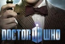 Doctor Who / Just Doctor / by Heidi McKee