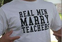 Teacher me! :) / by Jaclyn Dickerson
