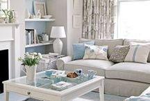 Living , Family & Home Office / Dream rooms, décor & stuff / by Sandy Bernard