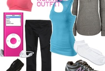 Workout Gear / www.youtube.com/befit / by LionsgateBeFit