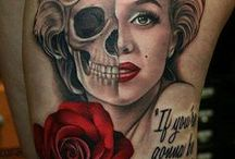 Tattoooos  / by Jojo