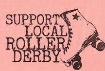 Roller Derby / by Kayla Good