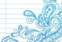 Doodling / by Cheryl Drew