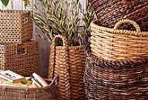 Bamboo, Straw, Rattan, Wicker & Willow / by Cindy Hughes