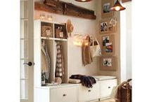 Entryways, Stairs, Mudrooms, etc / Dream rooms, décor & stuff / by Sandy Bernard