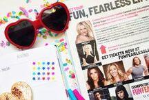 #FunFearlessLife / by Cosmopolitan