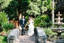 Harvest Inn Weddings / Surrounded by world-class wineries and extraordinary dining, the Harvest Inn is a luxury Napa Valley retreat located in St. Helena, the heart of the Napa Valley.  With country estate-style accommodations are spread over eight acres of gorgeously landscaped gardens, makes the Inn an ideal setting for the perfect Napa Valley wedding. / by Harvest Inn