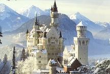 Castles & Churches / Castles & Churches / by Heidi Lowitzer