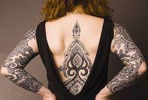 INK / by Rosemary Shackelford