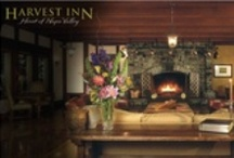 Fireplaces / by Harvest Inn