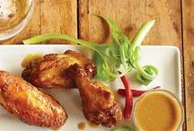 Tailgate Eats / Get geared up for football season with these winning recipes.  / by Vitamix
