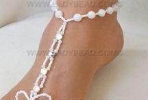 Barefoot Sandals / Barefoot Sandals / by Lorelei Kaiser