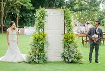 Wedding Ceremony Ideas / by Nostalgia Rentals