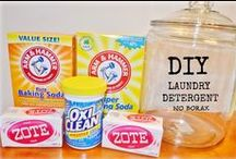 DIY Cleaners / by Surviving a Teacher's Salary