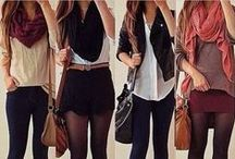 All about Fashion / Outfits I love / by Bianca Lopez