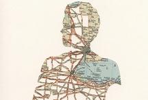 cartography / by Incognita Nom de Plume
