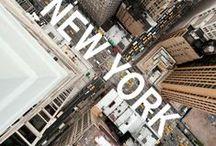 New York / by Yvette White-Martin