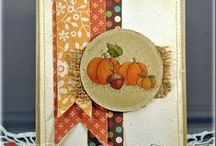 cards-Thanksgiving / by Kathie Maltby