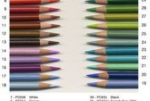 Prismacolor / by Kathie Maltby