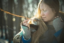Viking Woman / by Monika Sasulski