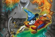 All things Disney! / by Tanya Roush-Buffington