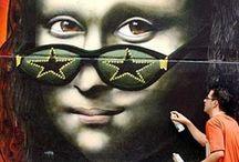 Art: 3D & Street Art / by Julie Holden