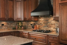 Kitchen ideas / by Tina Morales
