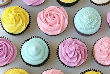 cupcakes for lyric / by sarah stribling