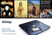 Withings Halloween Costume Photo Contest / Are you or your kids dressing up for Halloween? Submit a photo of your costume for a chance to win a Smart Body Analyzer, the one-stop health tracking scale! Follow this link to vote and/or enter: https://apps.agorapulse.com/go/3327   #Halloween #HalloweenCostume / by Withings
