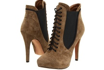 Bootie-licious! / I wish every pair of these boots were in my closet! Love boots!! / by Lynn Perez