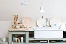 Kitchen // Dining / by Chelsea Jane