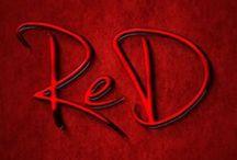I See Red / by Maria Calderone