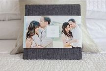 Photography Albums & Books / Photo albums and coffee table boos for professional wedding and portrait photographers. / by Design Aglow