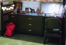 Dorm Room with Alejandra / by Natalie Kronker
