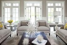 Home : Living Room / by Anna Zhu