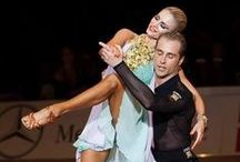Dance : Latin & Ballroom / by Anna Zhu