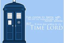 Total Nerd / Things I get nerdy over.  Mostly Doctor Who / by Sarah Walther