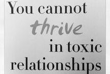 .Toxic people / by Renee Kazaryan