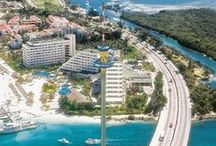 """Cancun / InsureMyTrip pins """"The Glistening City."""" / by InsureMyTrip"""