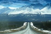 """Alaska / InsureMyTrip visits """"The Last Frontier"""" and """"Land of the Midnight Sun."""" / by InsureMyTrip"""