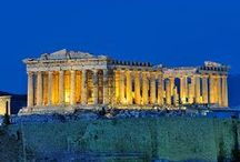 Athens / Athens is one of the world's oldest cities, with its recorded history spanning around 3,400 years. InsureMyTrip pins some of our favorite locations found in this wonderful city. / by InsureMyTrip