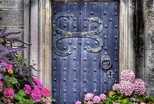 Doors to Open / by Duane-Barb Martin