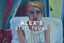 UGALLERY: Alex's Staff Faves / Co-founder Alex Farkas' favorite UGallery artworks. www.ugallery.com/staff-favorites-art-collection / by UGallery